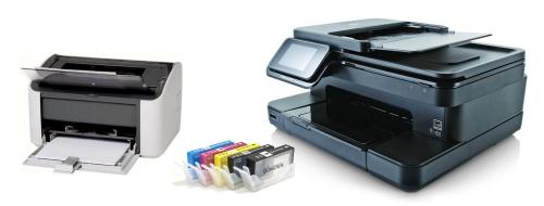 Cканери принтери і копіри*