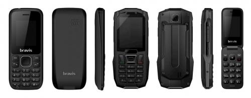 Телефони Bravis C183-C245 Armor