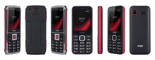 Телефони ERGO F181-F246 Shield