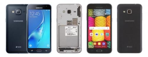 Смартфон  Samsung J320H Galaxy J3